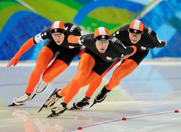 Brons ploegenachtervolging - OS Vancouver
