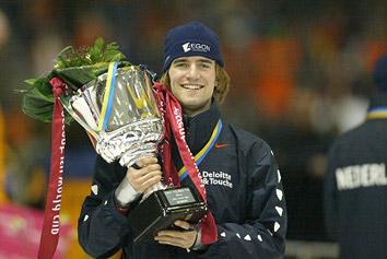 Winnaar wereldbeker 1500 meter 2004